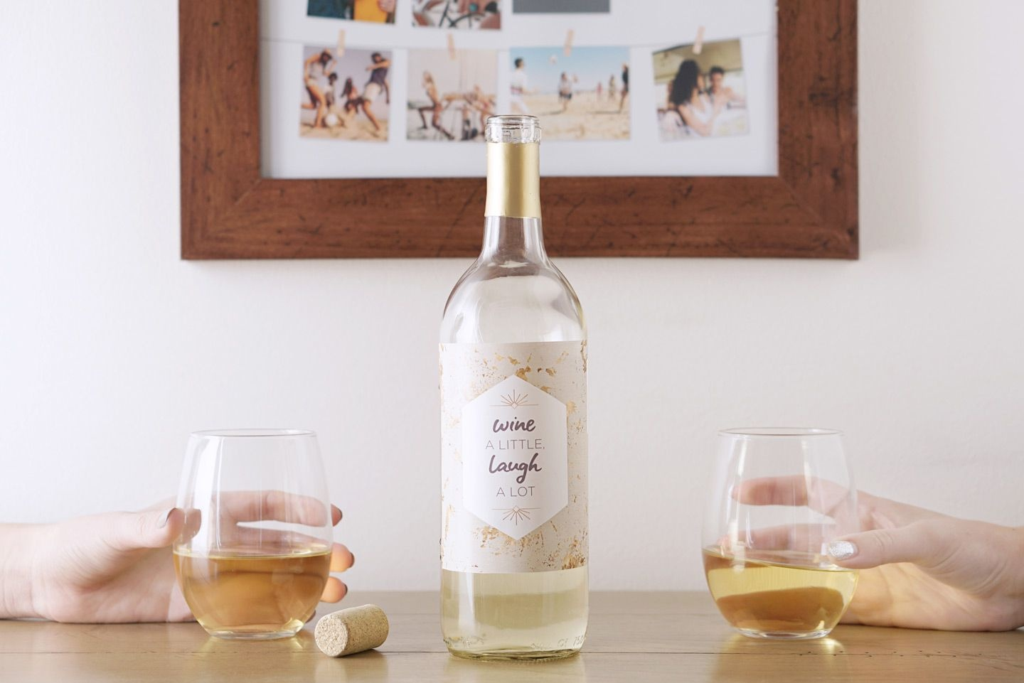 Free Wine Label Templates For Any Occassion - Free Printable Wine Labels For Birthday
