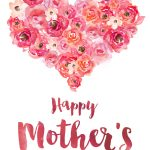 Freebie Friday: Mother's Day Card   Printables   Happy Mother's Day   Free Spanish Mothers Day Cards Printable