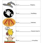 French Worksheets   Halloween   French Activities   French   Free Printable French Halloween Worksheets