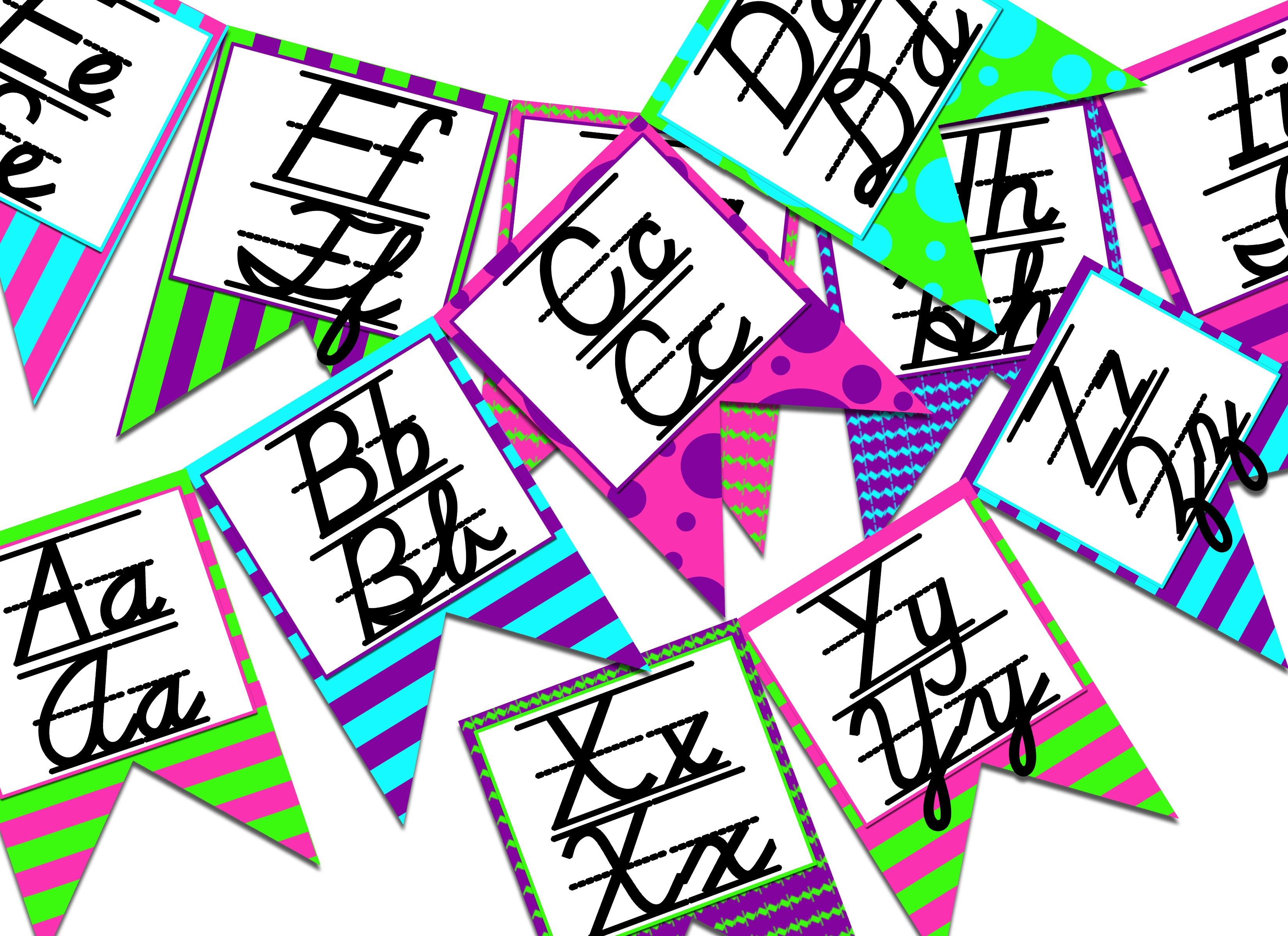 Fresh Printable Bulletin Board Letters | Www.pantry-Magic - Free Printable Bulletin Board Letters