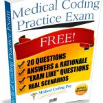 Full 150 Question Medical Coding Practice Exam With Rationale   Free Printable Cpc Practice Exam