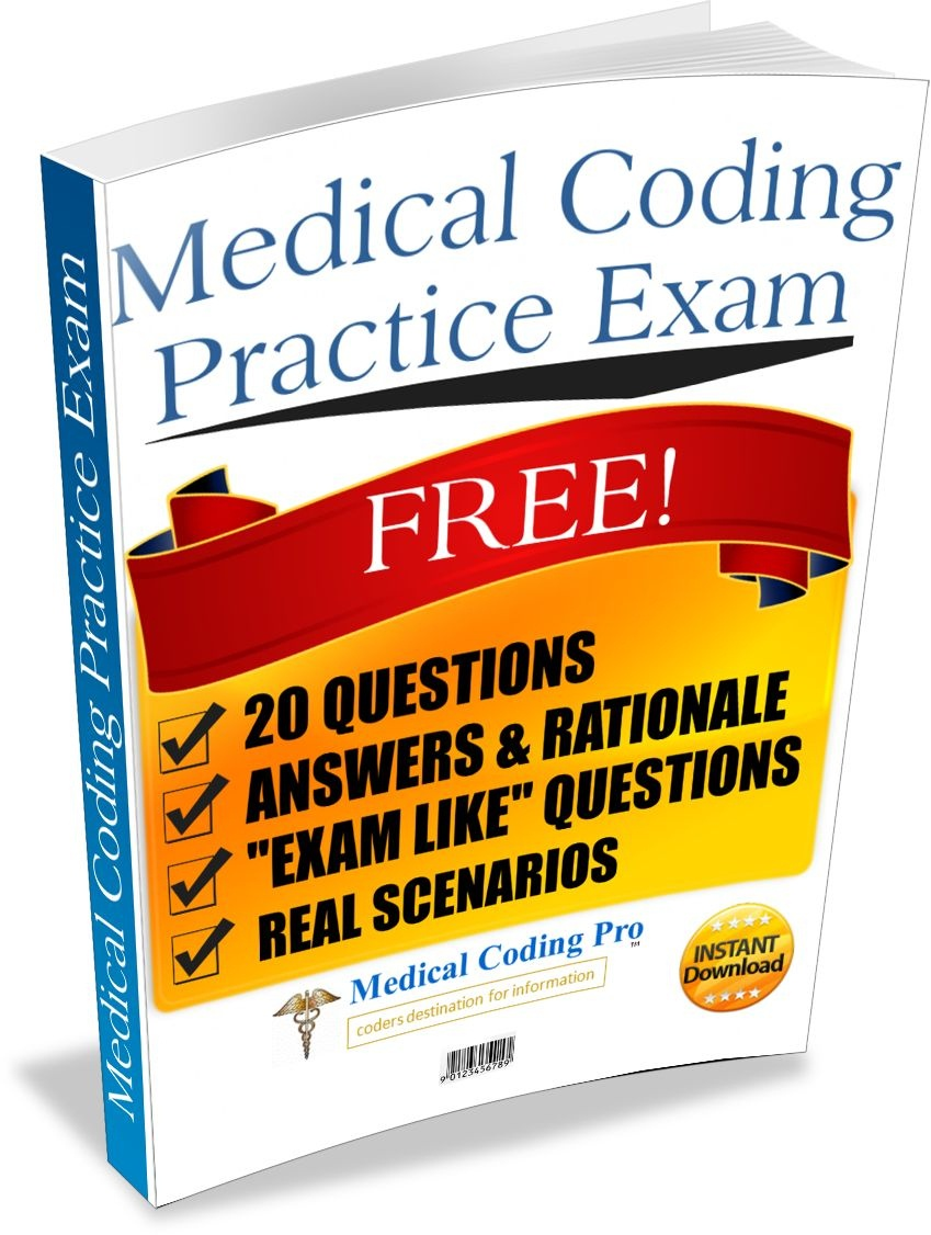 Full 150 Question Medical Coding Practice Exam With Rationale - Free Printable Cpc Practice Exam