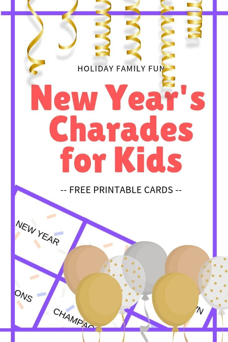 Fun Game To Play With Your Kids On New Year's Eve. The Free - Free Printable Snap Cards