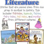 Genre Posters. Traditional (Folktale, Fable, Fairytale, Tall Tale   Genre Posters Free Printable