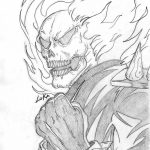 Ghost Rider Coloring Pages Ghost Rider Coloring Pages   Places To - Free Printable Ghost Rider Coloring Pages