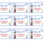 Girl Scouts   Free Download   Daisies Thank You Cards | Girl Scouts   Free Printable Eagle Scout Thank You Cards