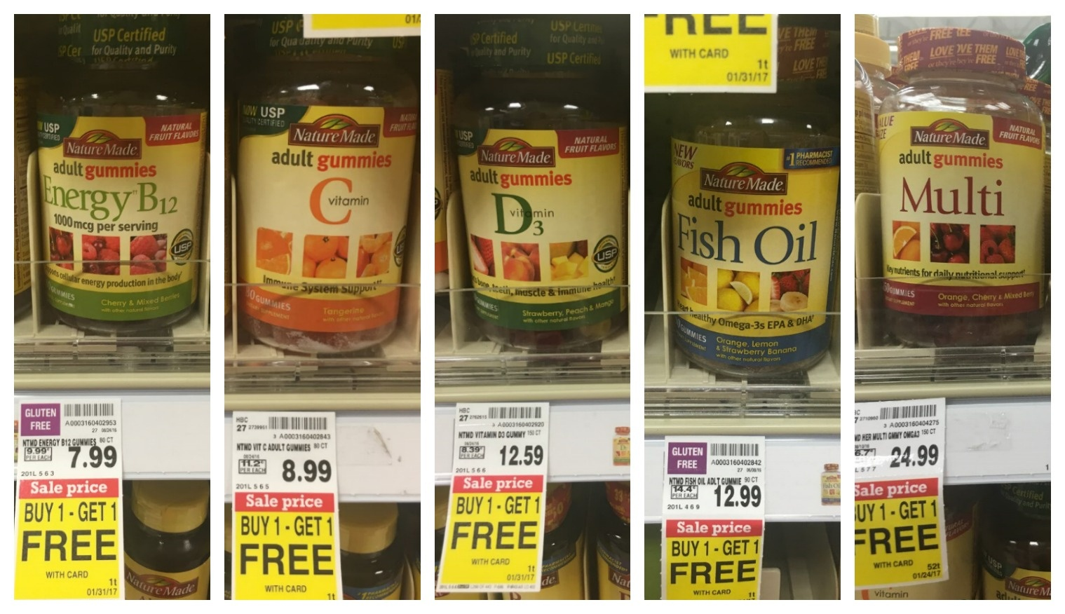 Great Deals On Nature Made Vitamins At Kroger!! | Kroger Krazy - Free Printable Nature Made Vitamin Coupons