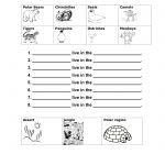 Habitats Worksheet | Classroom Science | Science Classroom, Tracing   Free Printable Science Worksheets For 2Nd Grade