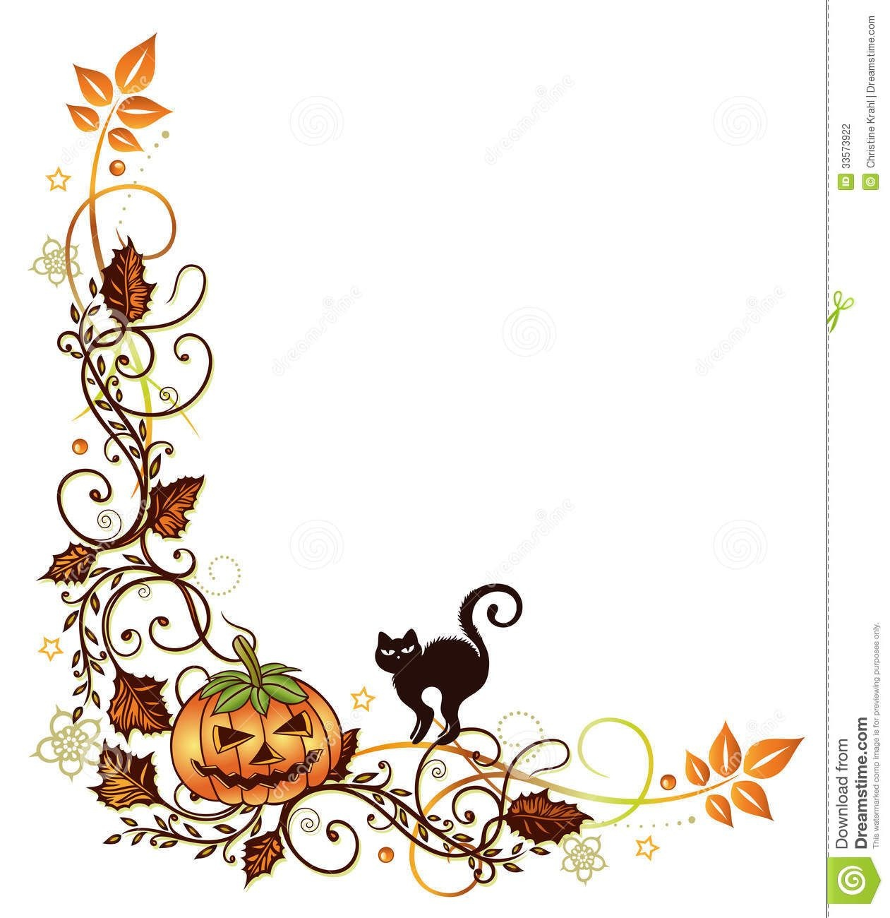 Halloween Border Clipart - Free Large Images | Halloween In 2019 - Free Printable Halloween Stationery Borders