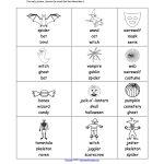 Halloween Eal Worksheet Multiple Choice   Free Printable French Halloween Worksheets