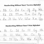 Handwriting Without Tears Worksheets | Lobo Black   Handwriting Without Tears Worksheets Free Printable