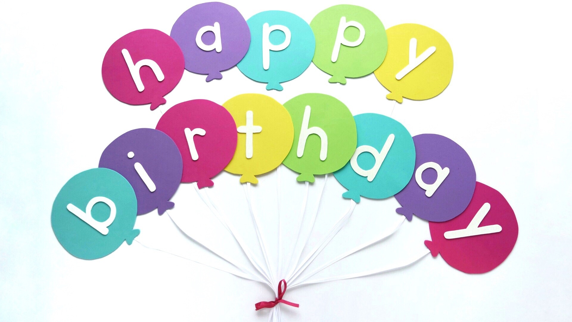 Happy Birthday Banner Diy Template | Balloon Birthday Banner Template - Diy Birthday Banner Free Printable
