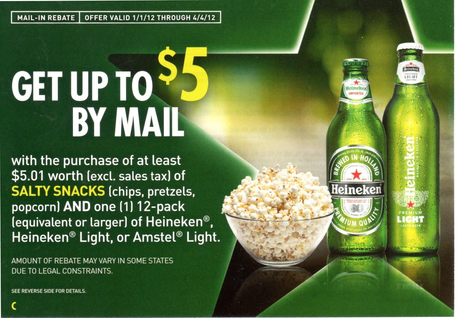 Heineken Beer Coupons Printable : Coupon Walgreens Photo Online - Free Printable Beer Coupons