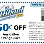 Hiland Dairy | Coupons Print   Free Milk Coupons Printable