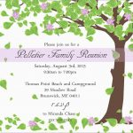 Inspirational Family Reunion Invitation Templates Free | Best Of   Free Printable Family Reunion Invitations
