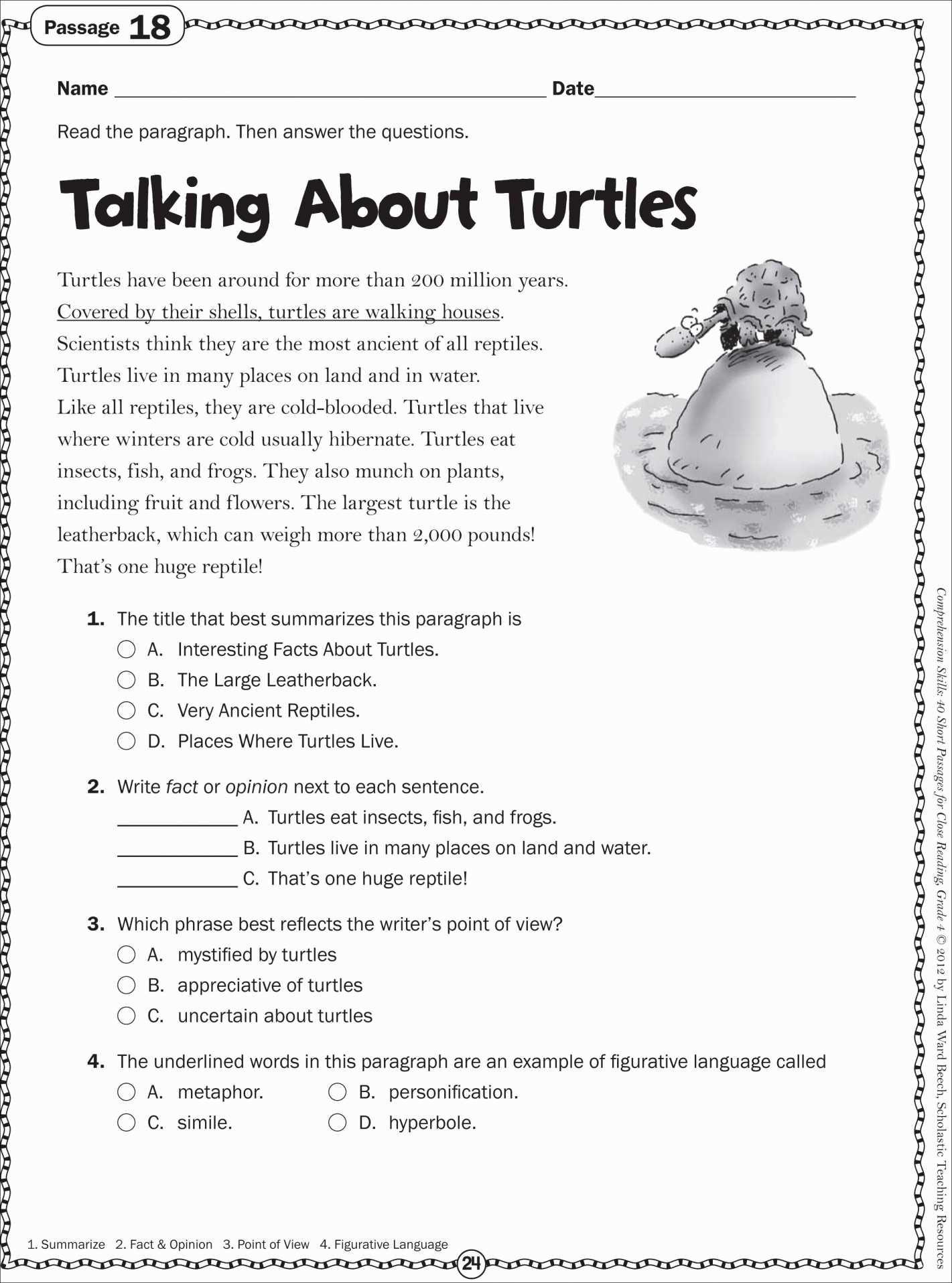 Kindergarten: Best Phonics Programs For Kindergarten Preschool - Free Printable Short Stories For Grade 3