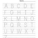 Kindergarten Worksheets Pdf Free Download Handwriting   Learning   Preschool Writing Worksheets Free Printable