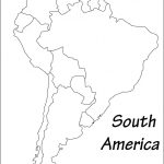 Latin America Printable Blank Map South Brazil Maps Of Within And   Free Printable Map Of Brazil