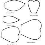 Leaf Patterns   Quoteko.   Clipart Best   Clipart Best | Flowers   5 Petal Flower Template Free Printable