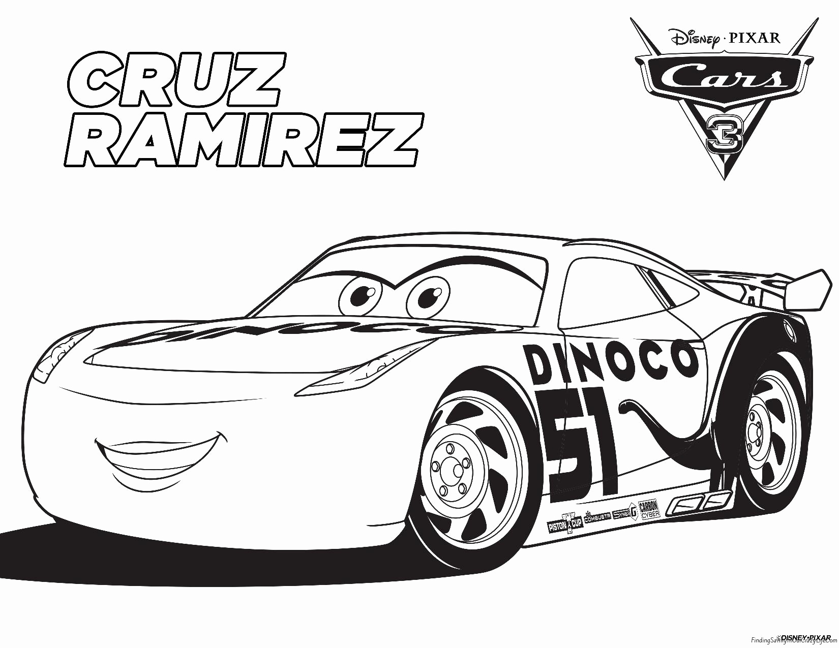 Letter Kleurplaat Fantastisch Free Race Car Coloring Pages Free - Cars Colouring Pages Printable Free