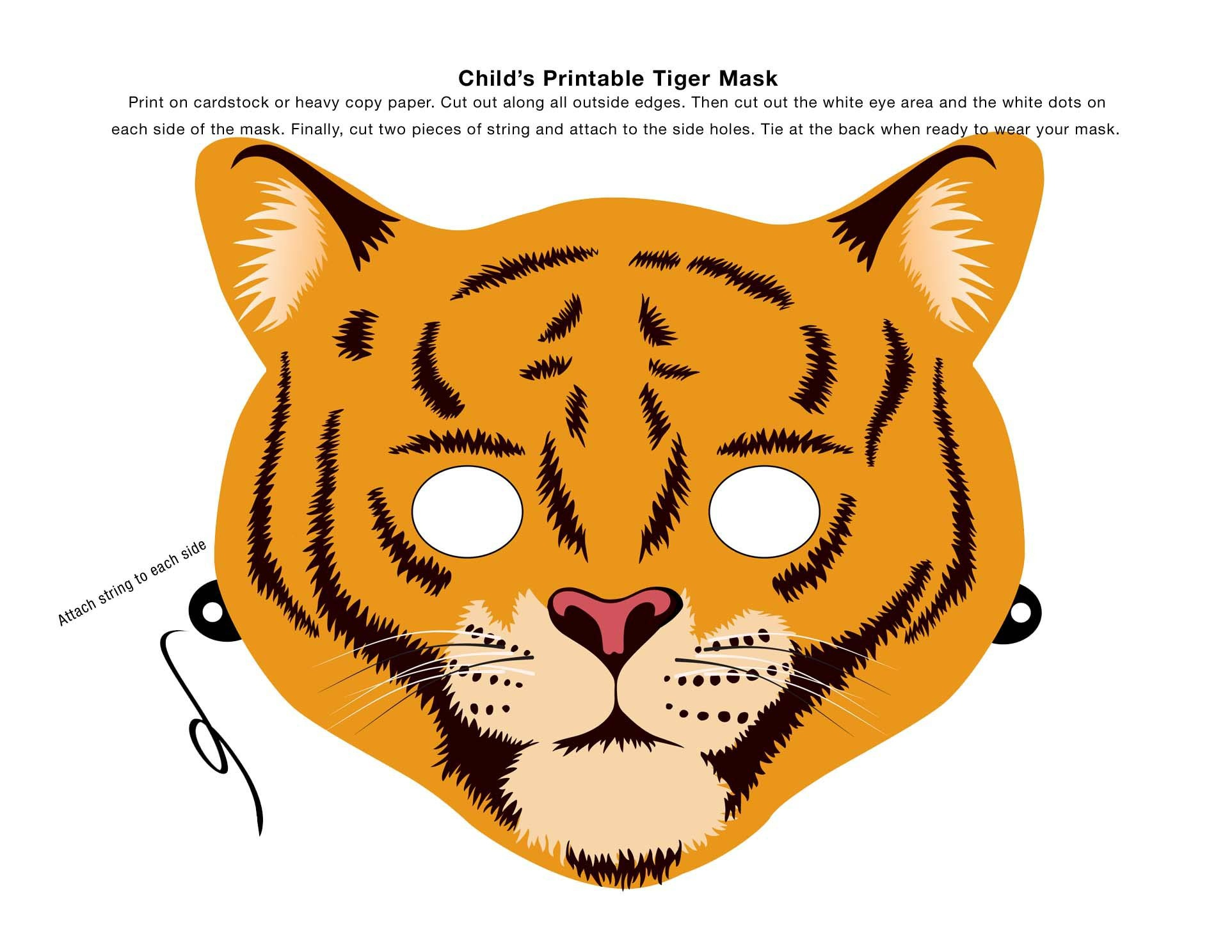 Lion Mask Clipart | Free Download Best Lion Mask Clipart On - Free Printable Lion Mask