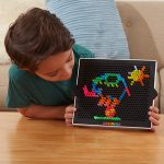 Lite Brite Ultimate Classic – With 6 Templates And 200 Colored Pegs   Lite Brite Printable Patterns Free