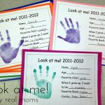 Look At Me With Free Printable   Simply Real Moms   Free Printable Preschool Memory Book