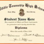 Looking For High School Diploma Template Word For Free? Here You Go – Free Printable High School Diploma Templates