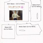 Lots Of Free Printable Patterns Like This One At Chellywood   Ken Clothes Patterns Free Printable