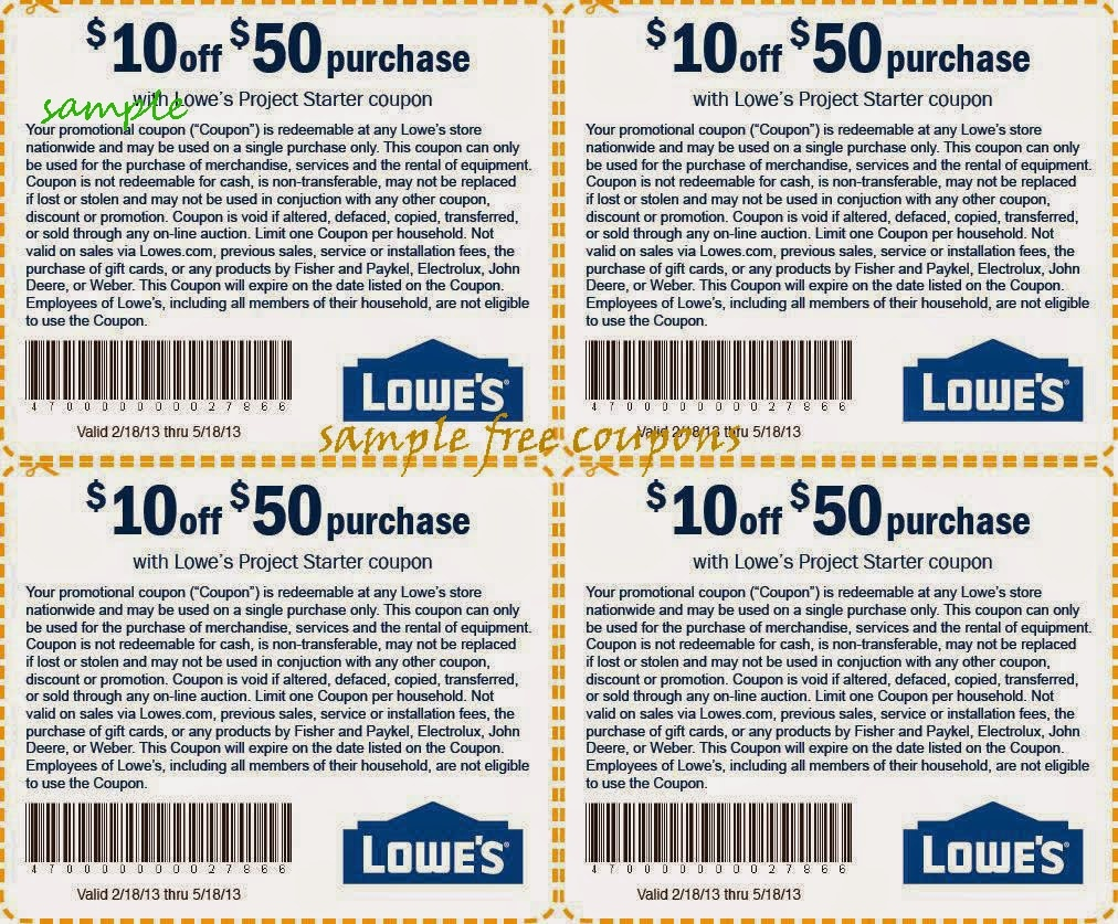 Lowes Coupons December 2018 Printable / Cinemark 14 Mckinney Coupons - Free Printable Lowes Coupon 2014