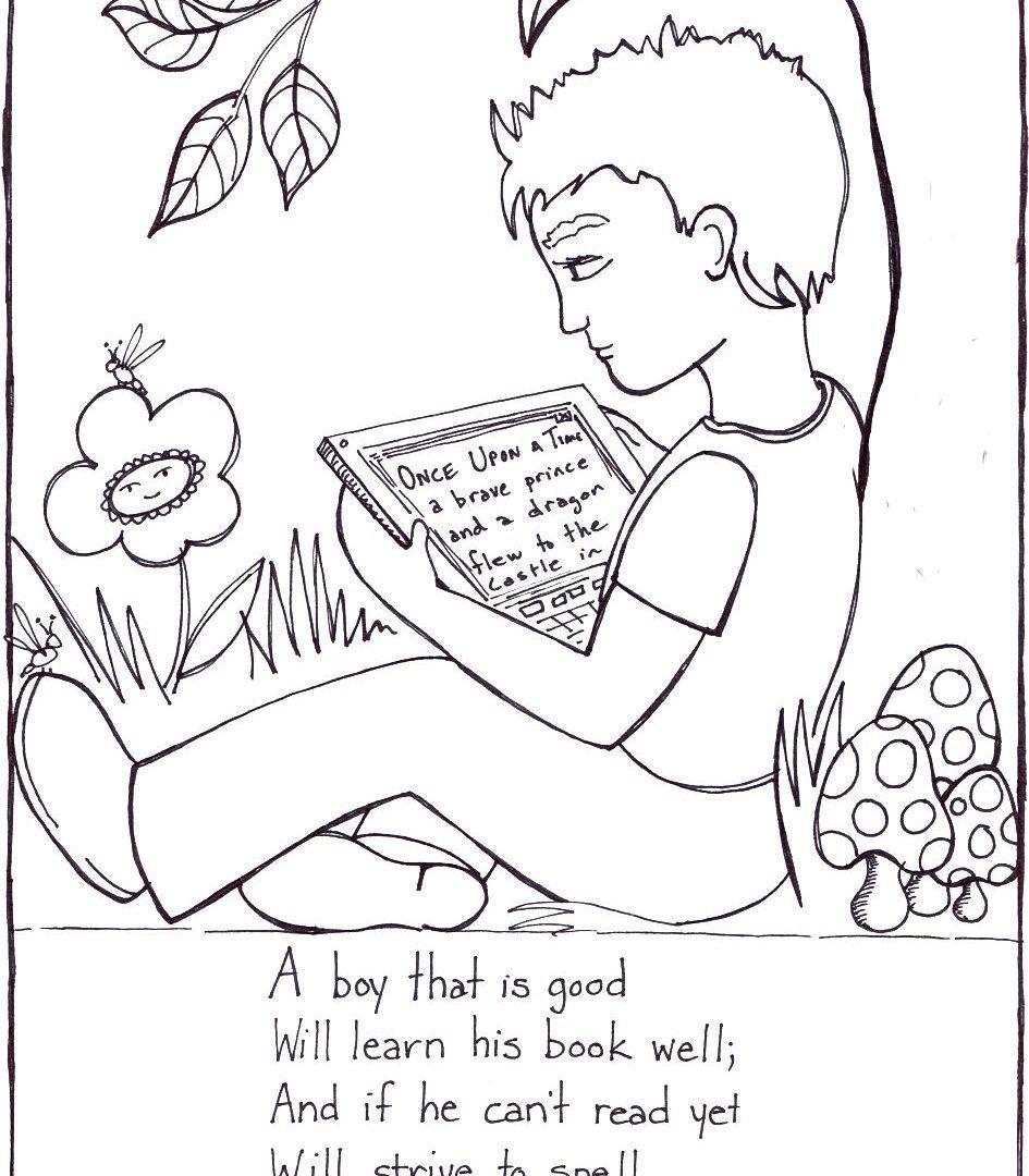 Luxury Free Printable Nursery Rhyme Coloring Pages | Coloring Pages - Free Printable Mother Goose Nursery Rhymes