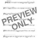 Mancini   The Pink Panther Sheet Music For Alto Saxophone Solo   Free Printable Alto Saxophone Sheet Music Pink Panther