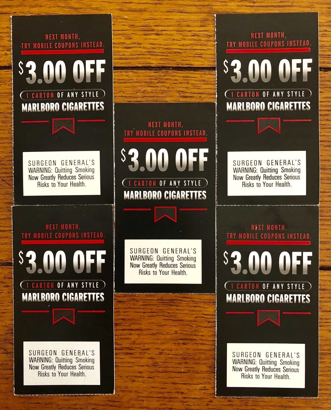 Marlboro Cigarette Coupons (#142982483313) - Gift Cards & Coupons - Free Printable Newport Cigarette Coupons