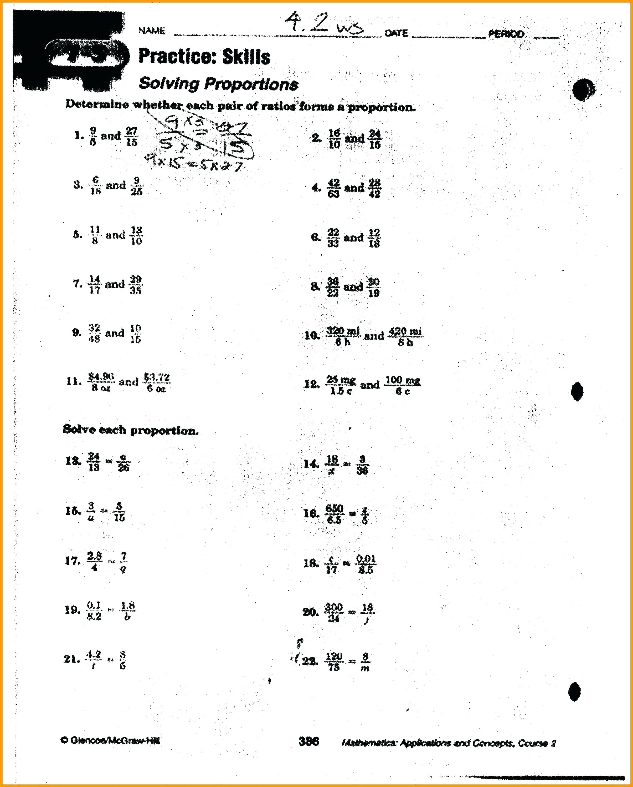 Free Printable Math Worksheets 6Th Grade Order Operations ...