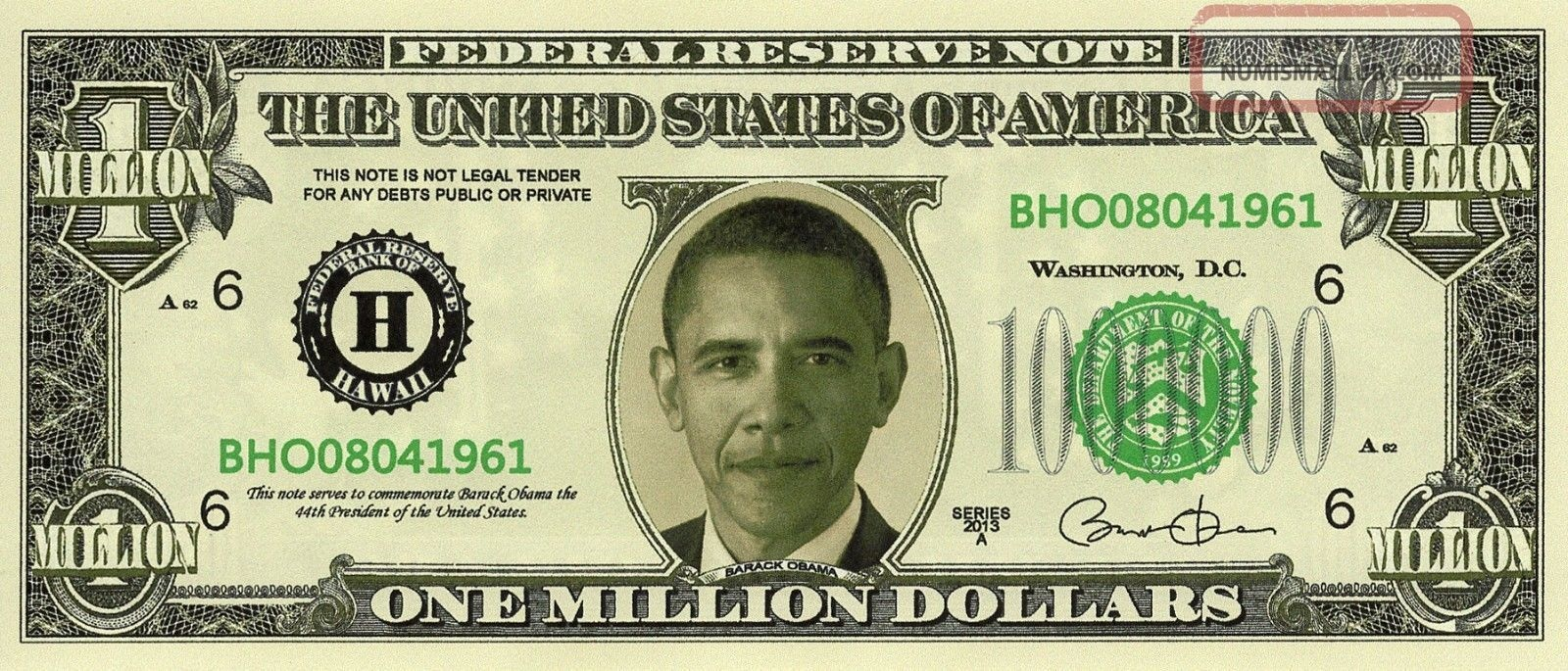 Million Dollar Bill Template. Eight Dollar Bill Arnold - Free Printable Million Dollar Bill