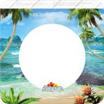 Moana: Free Party Printables.   Oh My Fiesta! In English   Free Printable Moana Banner
