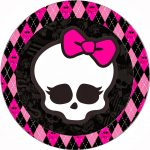 Monster High Birthday Clip Art | Monster High Halloween Special Free   Free Printable Monster High Stickers