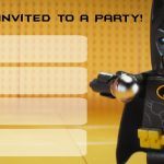 Musings Of An Average Mom: Lego Batman Movie Party Invitations   Lego Batman Party Invitations Free Printable