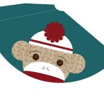 My Messy Manger: Free Sock Monkey Birthday Printables: Hat – Free Printable Sock Monkey Pictures