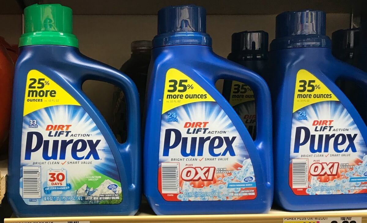 New $0.50/1 Purex Laundry Detergent Coupon - 2 Free At Shoprite - Free Detergent Coupons Printable