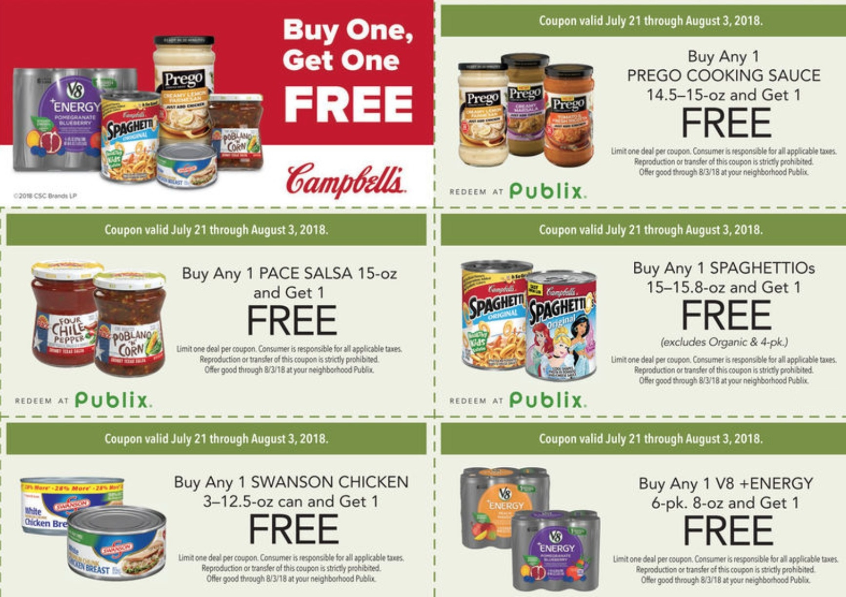 New Publix Flyer Starts Today - With Bogo Coupons! :: Southern Savers - Free Printable Kraft Food Coupons