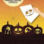 Nightmare Before Christmas Pumpkin Carving Stencils | Home Projects - Free Printable Nightmare Before Christmas Pumpkin Stencils