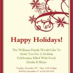Party Invitations Free To Use Christmas Invitation Templates   Printable Invitations Free No Download