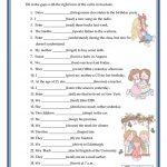Past Simple   Irregular Verbs Worksheet   Free Esl Printable   Free Printable Verb Worksheets