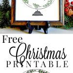 Peace On Earth Free Printable   Share Your Craft   Free Christmas   Free Printable Christmas Party Signs