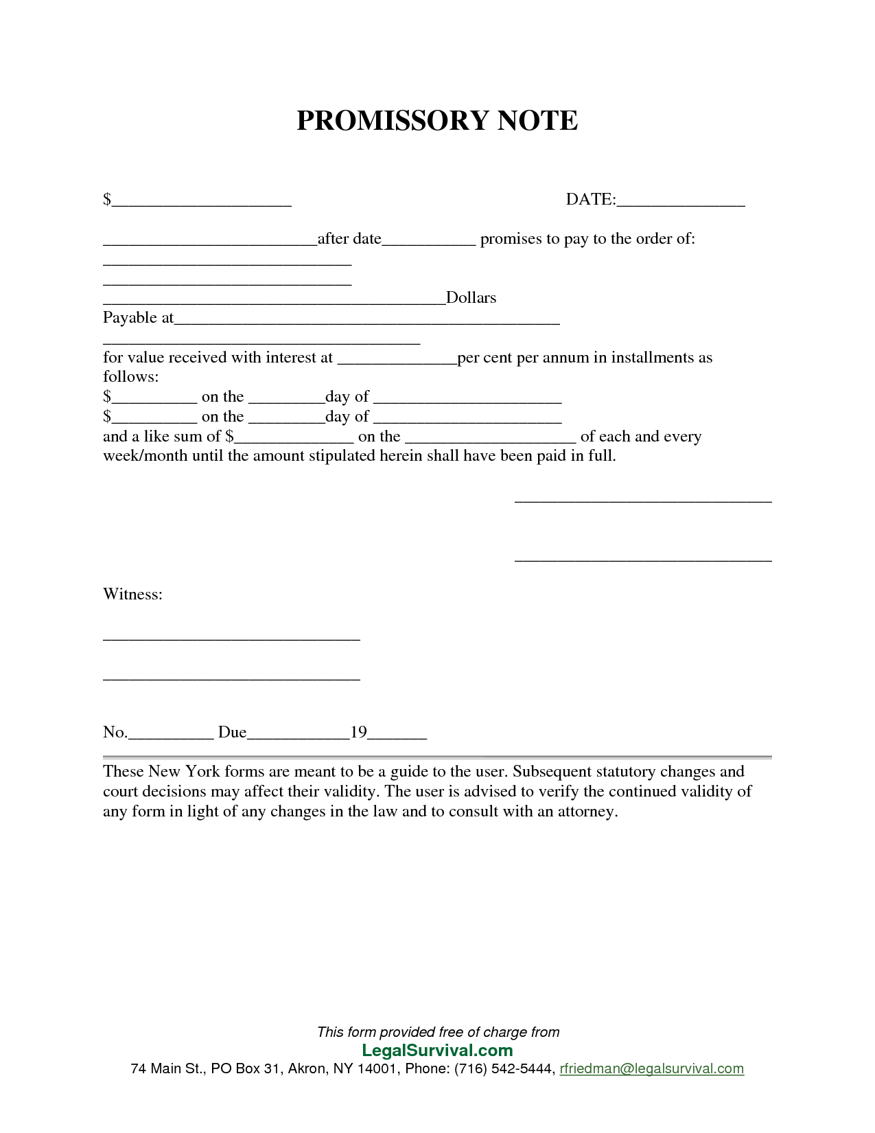 Permalink To Free Promissory Note Template   Templates, Printables - Free Promissory Note Printable Form