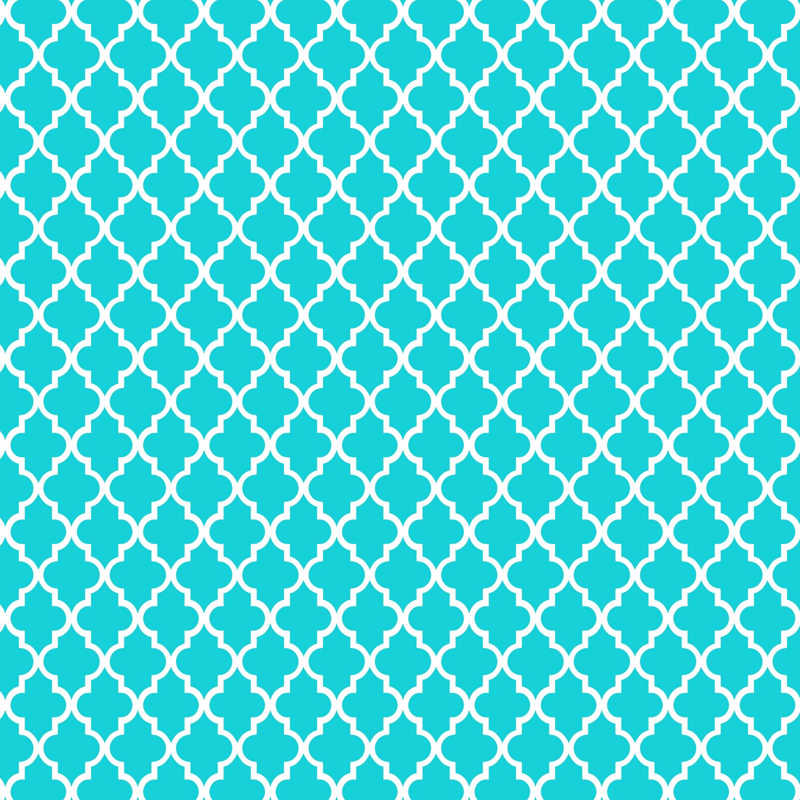Phi Mu Quatrefoil Free Printable Patterns! No Pink Though - Free Printable Moroccan Pattern