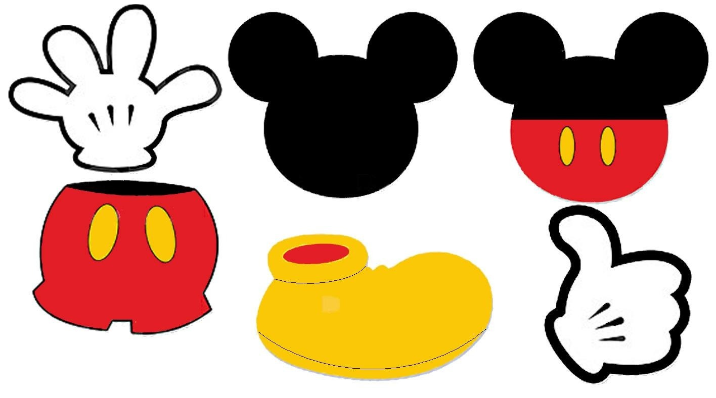 Pictures Of Mickey Mouse Face | Free Download Best Pictures Of - Free Mickey Mouse Printable Templates