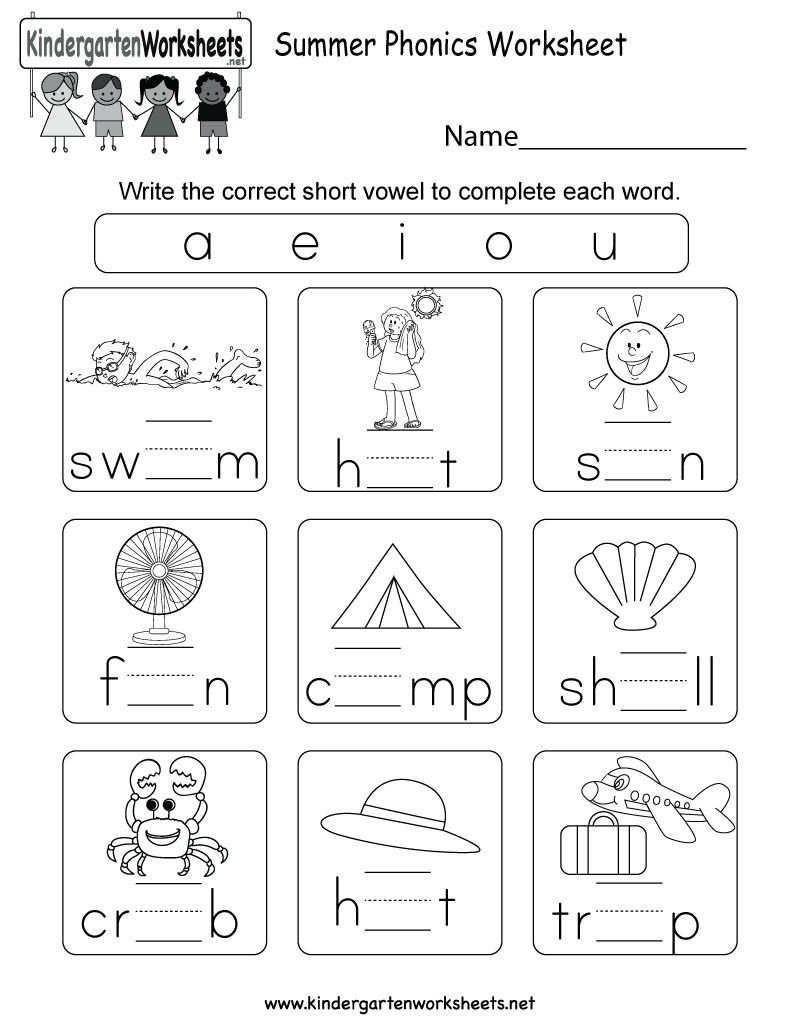 Pinalvin Chua On Alvin Chua | Phonics Worksheets, Kindergarten - Phonics Pictures Printable Free