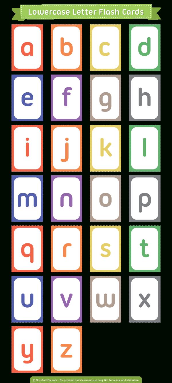 Pinmuse Printables On Flash Cards At Flashcardfox | Letter - Spanish Alphabet Flashcards Free Printable